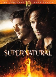 Supernatural: Season 10 DVD - Y33869 DVDW