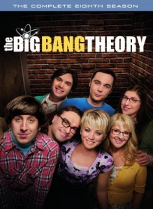 The Big Bang Theory: Season 8 DVD - Y33840 DVDW