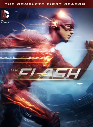 The Flash: Season 1 DVD - Y33881 DVDW