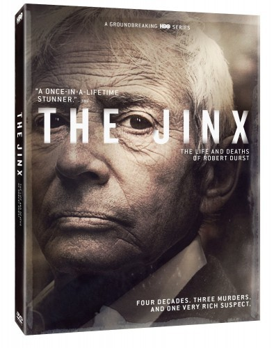 The Jinx: The Life and Deaths of Robert Durst DVD - Y33776 DVDW