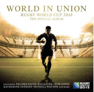 World In Union: Rugby World Cup 2015 - The Official Album CD - CDSM632