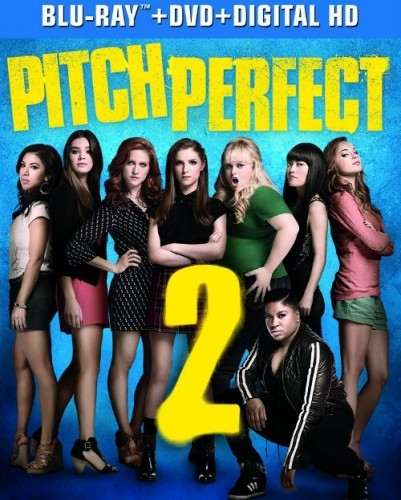 Pitch Perfect 2 Blu-Ray - BDU 73616