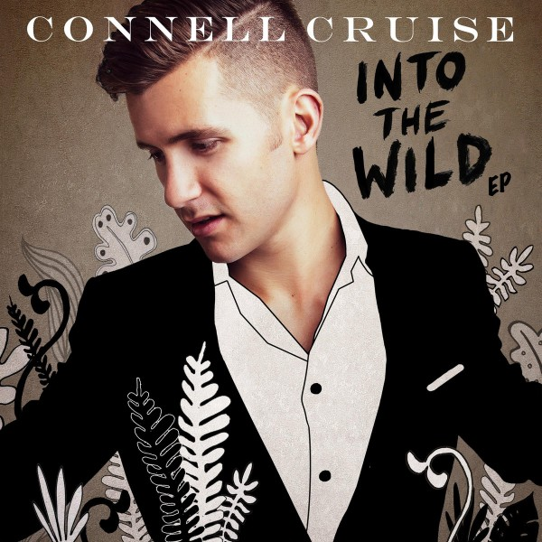 Connell Cruise - Into the Wild - EP CD - DGR1949