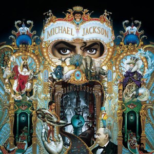 Michael Jackson - Dangerous CD - CDEPC7165