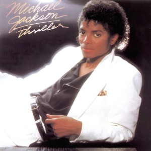 Michael Jackson - Thriller CD - CDEPC7167