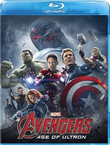 Avengers: Age of Ultron Blu-Ray - 10225492