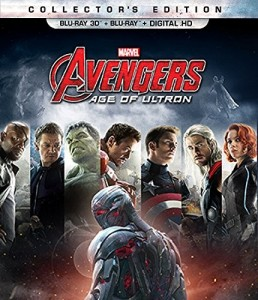 Avengers: Age of Ultron 3D Blu-Ray+Blu-Ray - 10225494