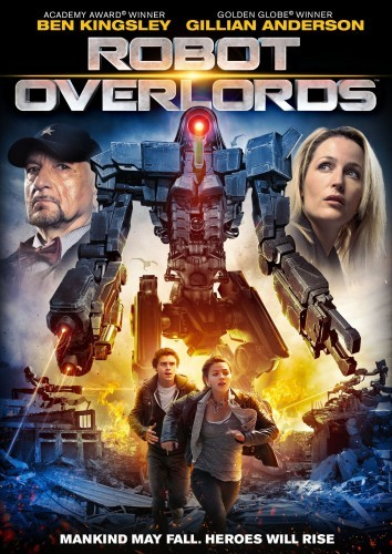 Robot Overlords DVD - 10225261