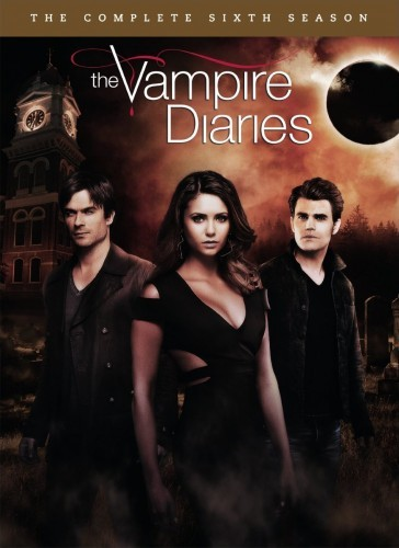 The Vampire Diaries: Season 6 DVD - Y33870 DVDW