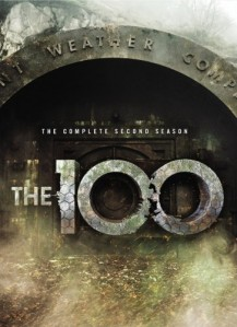 The 100: Season 2 DVD - Y33891 DVDW