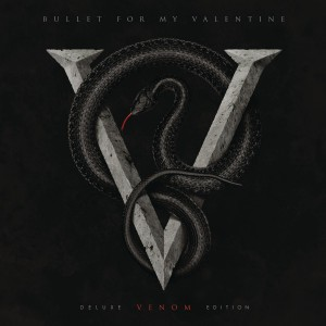 Bullet For My Valentine - Venom (Deluxe Edition) CD - CDRCA7476