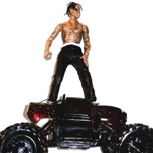 Travis Scott - Rodeo (Deluxe) CD - CDEPC7171
