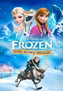 Frozen (Sing-A-Long Edition) DVD - 10224644