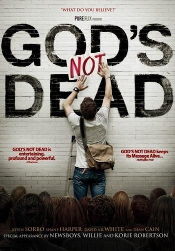 God's Not Dead DVD - PFEGEN364