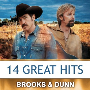 Brooks & Dunn - 14 Great Hits CD - CDAST577