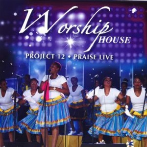 Worship House - Project 12 CD - WHPCD520
