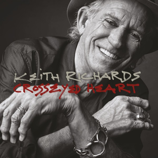 Keith Richards - Crosseyed Heart VINYL - 06025 4739396