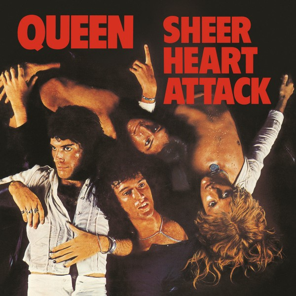 Queen - Sheer Heart Attack VINYL - 06025 4720268
