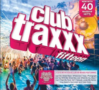 Club Traxxx Vol 15 CD - CSRCD 398