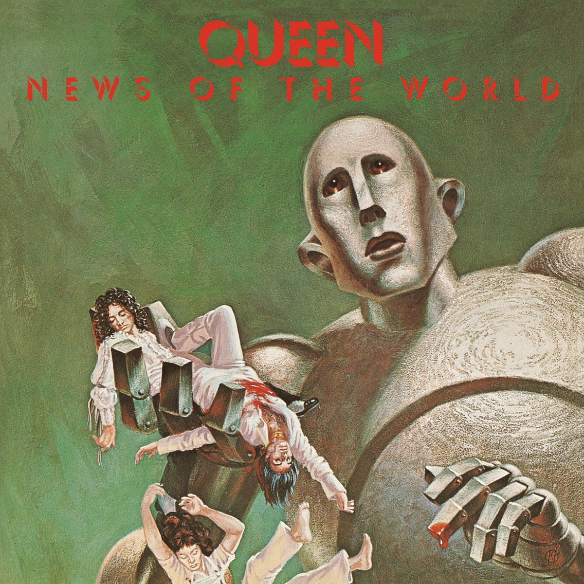 Queen - News of the World VINYL - 06025 4720272