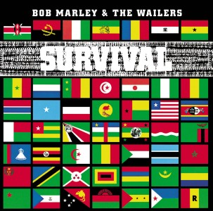 Bob Marley & The Wailers - Survival VINYL - 06025 4727627