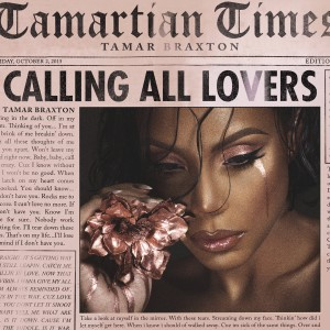 Tamar Braxton - Calling All Lovers (Deluxe) CD - CDEPC7170