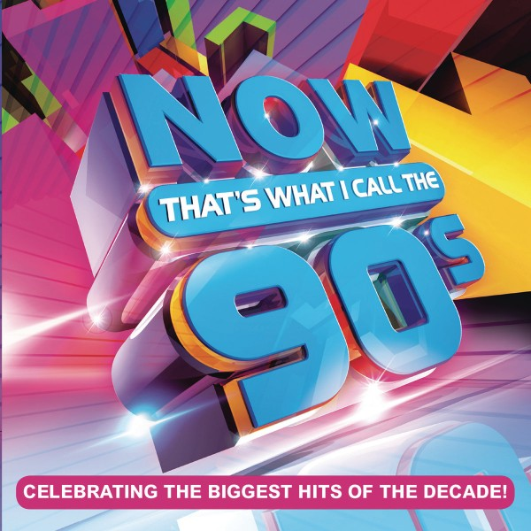 Now That's What I Call the 90s CD - CDBSP3340
