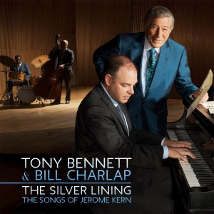 Tony Bennett & Bill Charlap - The Silver Lining - The Songs of Jerome Kern CD - CDCOL7580