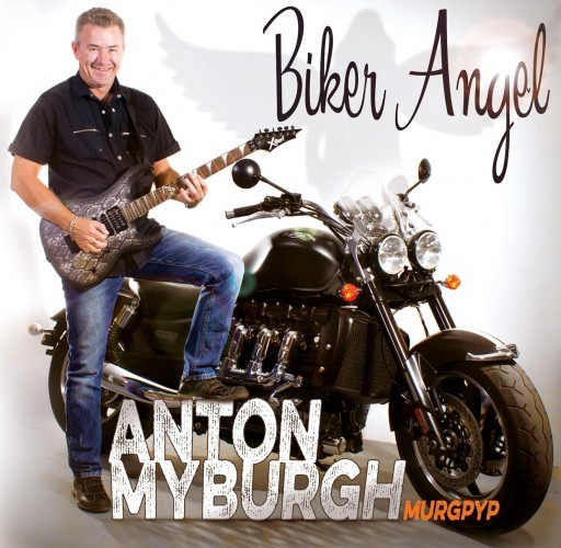 Anton Myburgh - Biker Angel CD - VONK288