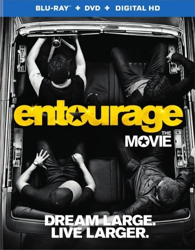 Entourage Blu-Ray - Y33898 BDW