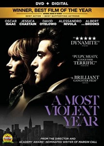 A Most Violent Year DVD - 10225354