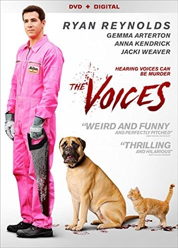 The Voices DVD - 10225355
