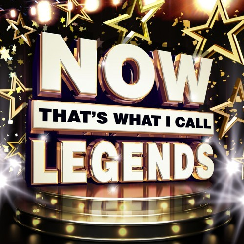 Now That's What I Call Legends CD - DARCD 3156