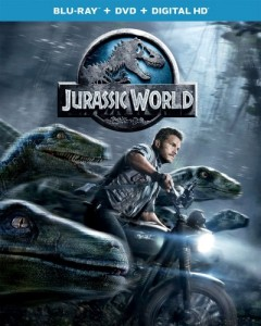 Jurassic World Blu-Ray - BDU 48201