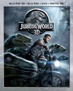 Jurassic World 3D Blu-Ray - 3D BDU 48201