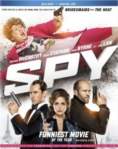 Spy Blu-Ray - BDF 62560