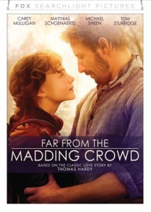 Far from the Madding Crowd DVD - 57455 DVDF