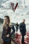 Vikings: Season 3 DVD - 63496 DVDF