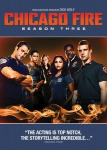 Chicago Fire: Season 3 DVD - 100006 DVDU