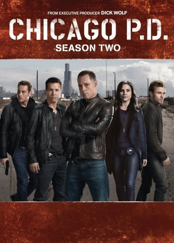 Chicago P.D.: Season 2 DVD - 100167 DVDU