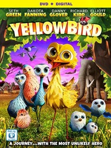 Yellowbird DVD - BSF 042