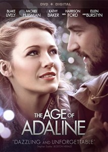 The Age of Adaline DVD - BSF 029