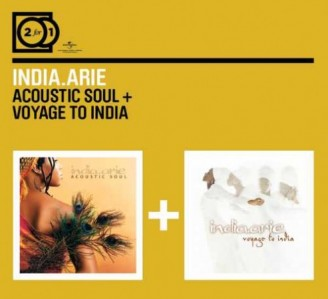 India.Arie - 2 For 1: Acoustic Soul / Voyage To India CD - 06007 5318660