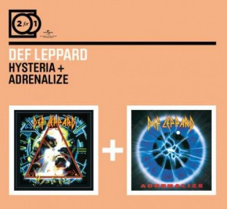 Def Leppard - 2 For 1: Hysteria / Adrenalize CD - 06007 5318608