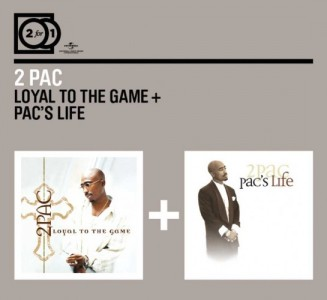 2Pac - 2 For 1: Loyal To The Game / Pac's Life CD - 06007 5318642