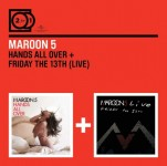 Maroon 5 - 2 For 1: Hands All Over/Live Friday The 13th (Live) CD - 06007 5342264