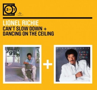 Lionel Richie - 2 For 1: Can't Slow Down / Dancing On The Ceiling CD - 06007 5318623