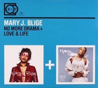 Mary J. Blige - 2 For 1: No More Drama / Love & Life CD - 06007 5318691