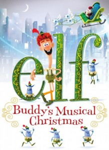 Elf: Buddy's Musical Christmas DVD - Y33901 DVDW