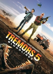 Tremors 5: Bloodlines DVD - 483110 DVDU